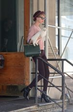 TAYLOR SWIFT Out and About in New York 2309