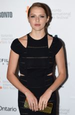 TERESA PALMER at Kill Me Three Times Premiere in Toronto