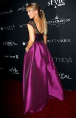 THALIA at Icons of Style Gala 2014 in New York