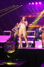 THE SATURDAYS Performs at the Brighton Centre