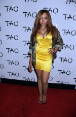 TINASHE at Tao Nightclub Venetian Hotel & Casino in Las Vegas