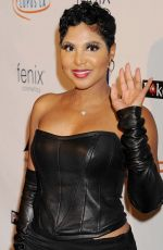 TONI BRAXTON at Stars Get Lucky for Lupus Poker Tournament in Hollywood