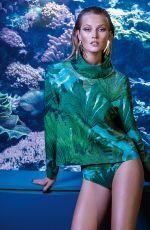 TONI GARRN - Agua De Coco Beachwear Spring/Summer 2015 Collection