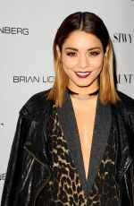 VANESSA HUDGENS at Flaunt Magazine Distress Issue Launch in New York