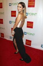 VANESSA HUDGENS at Point Foundation