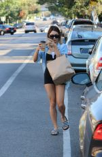 VANESSA HUDGENS Out in Los Angeles 1509