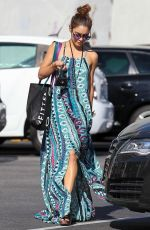 VANESSA HUDGENS Shopping at Urban Outfitters in West Hollywood