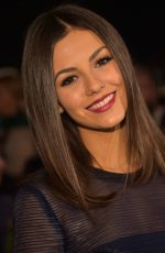 VICTORIA JUSTICE at DKNY Women