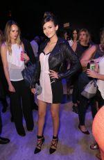VICTORIA JUSTICE at Rebecca Minkoff Fashion Show in New York