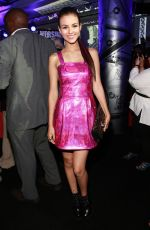 VICTORIA JUSTICE at Versus Versace Fashion Show in New York