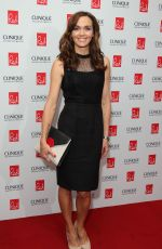VICTORIA PENDLETON at Red Magazine Women of the Year Awards in London