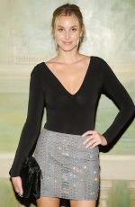 WHITNEY PORT at Alice+Olivia by Stacey Bendet Fashion Show in New York
