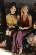 WHITNEY PORT at Jenny Packham Fashion Show in New York
