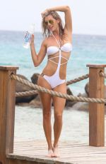 YASMINE COLT in Bikini at 138 Water Photoshoot in Oranjestad