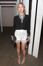 ZOE KAZAN at Honor Fashion Show in new York