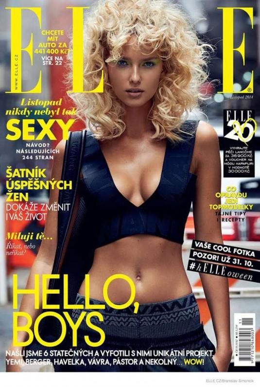 ADRIANA CERNANOVA in Elle Magazine