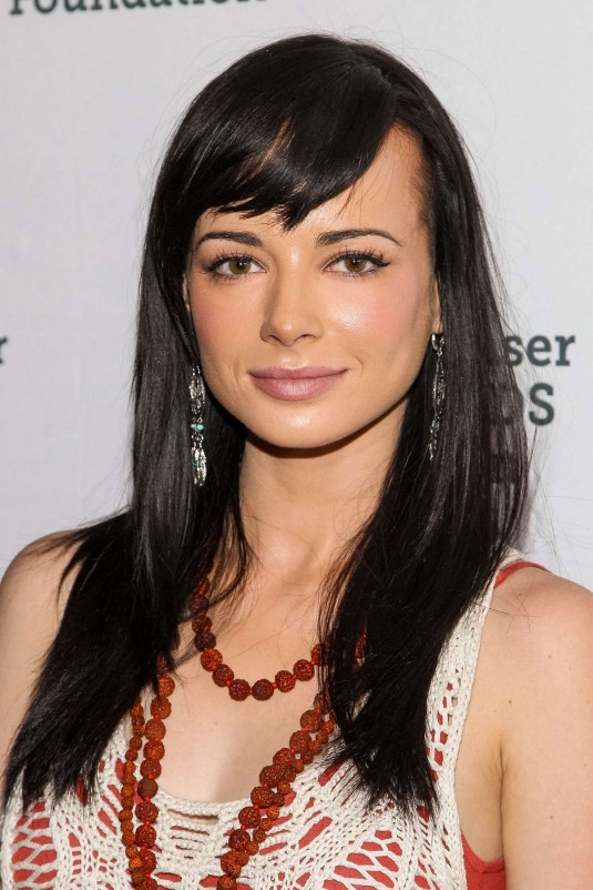 ASHLEY RICKARDS at A Time for Heroes Celebration