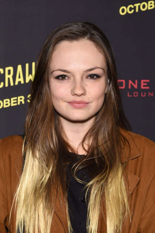 EMILY MEADE at Nightcrawler Premiere