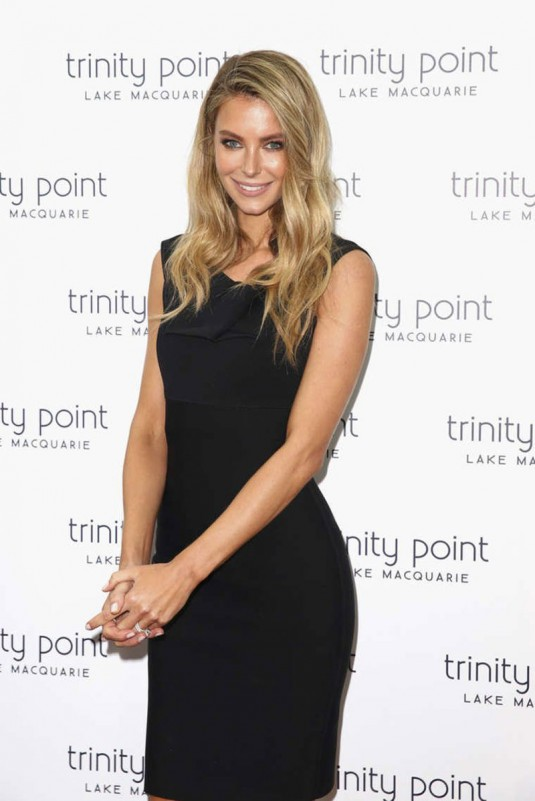 JENNIFER HAWKINS at Launch of Trinity Point