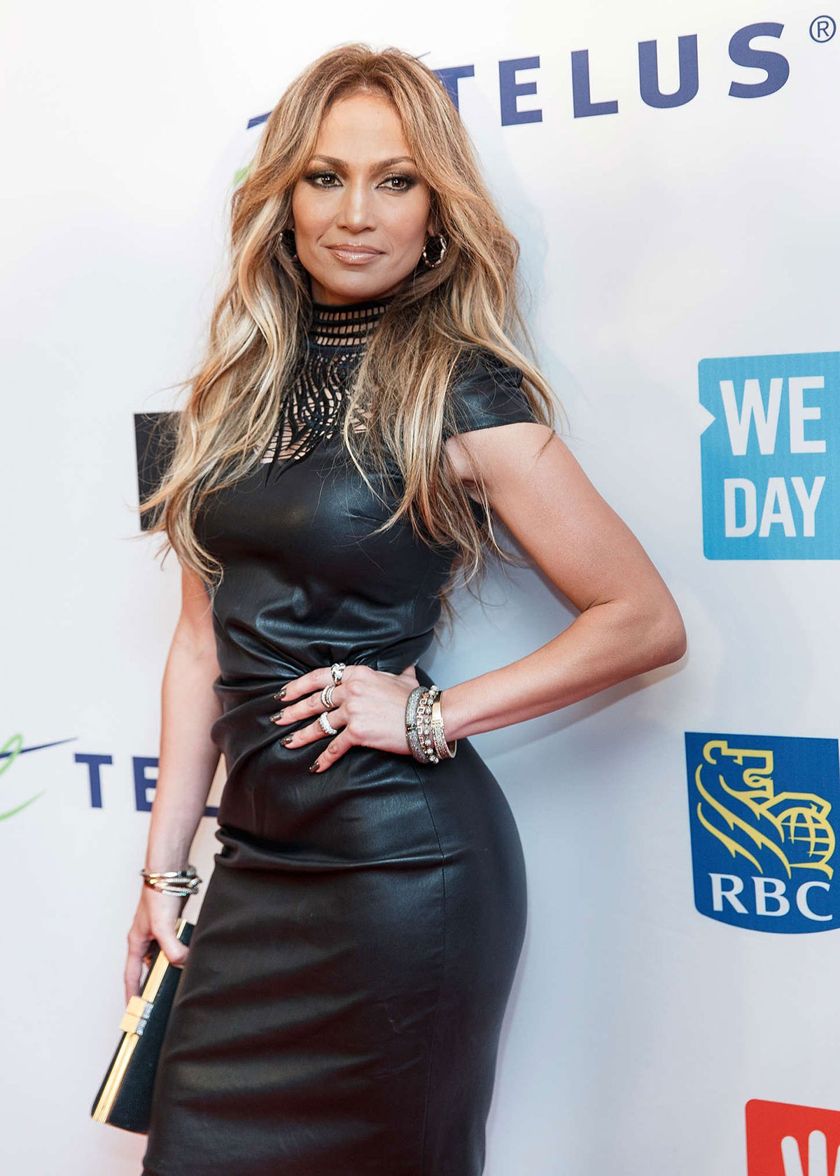 Jennifer Lopez At We Day In Vancouver Hawtcelebs