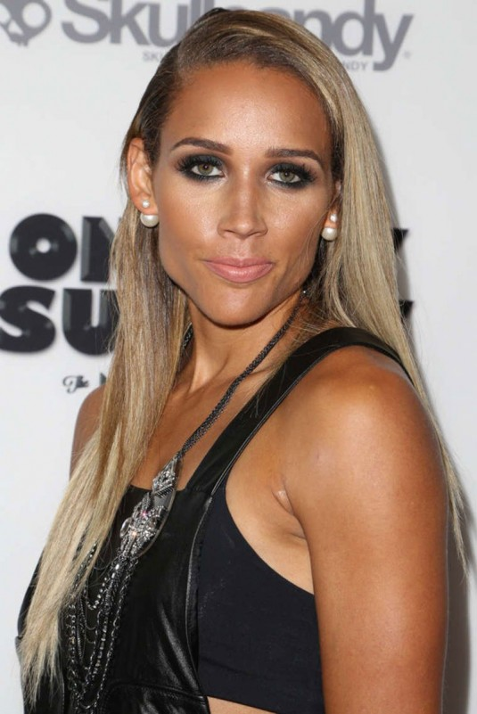 LOLO JONES at On Any Sunday, The Next Chapter Premiere