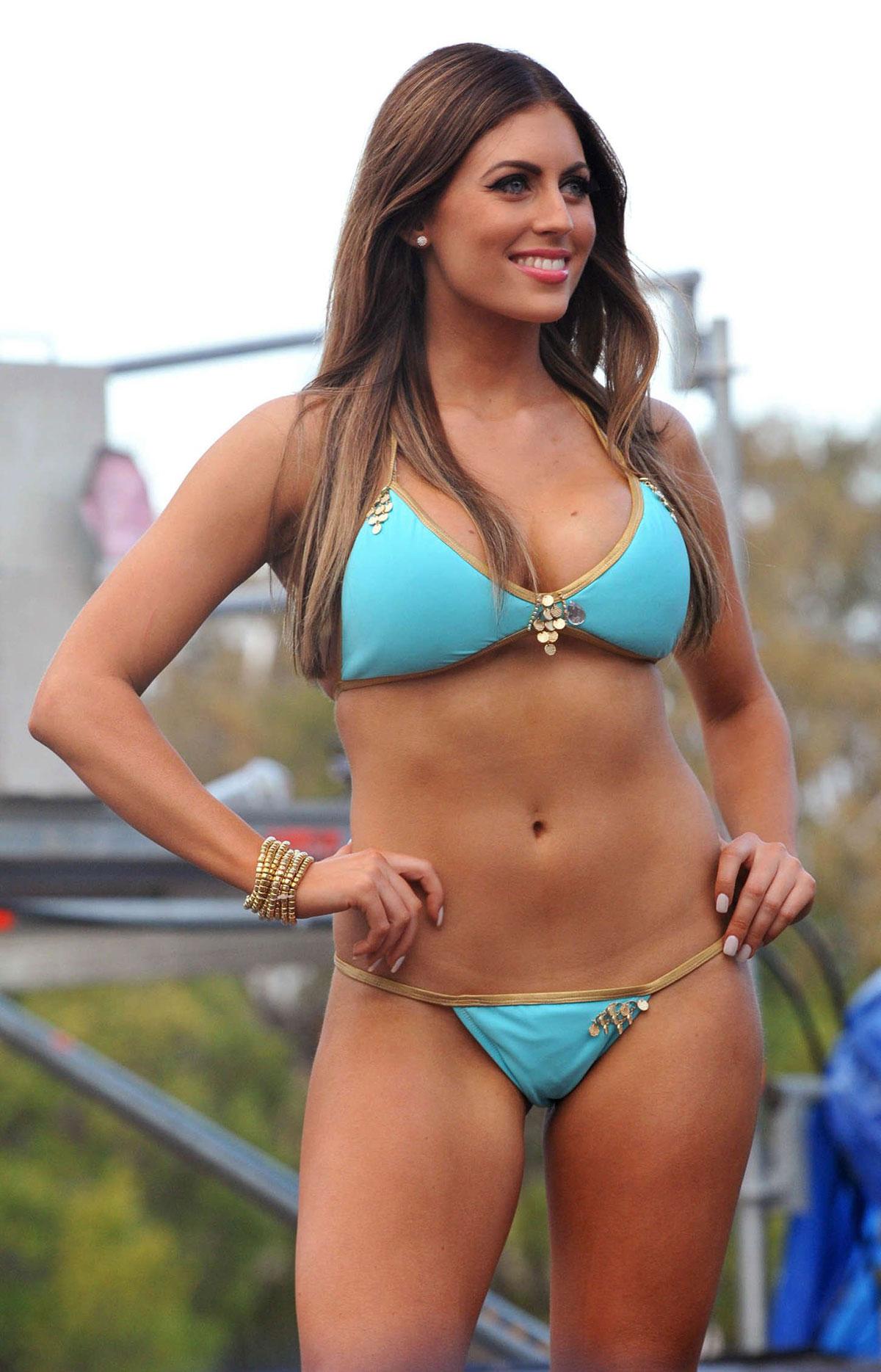Ms bikini 2008 contest
