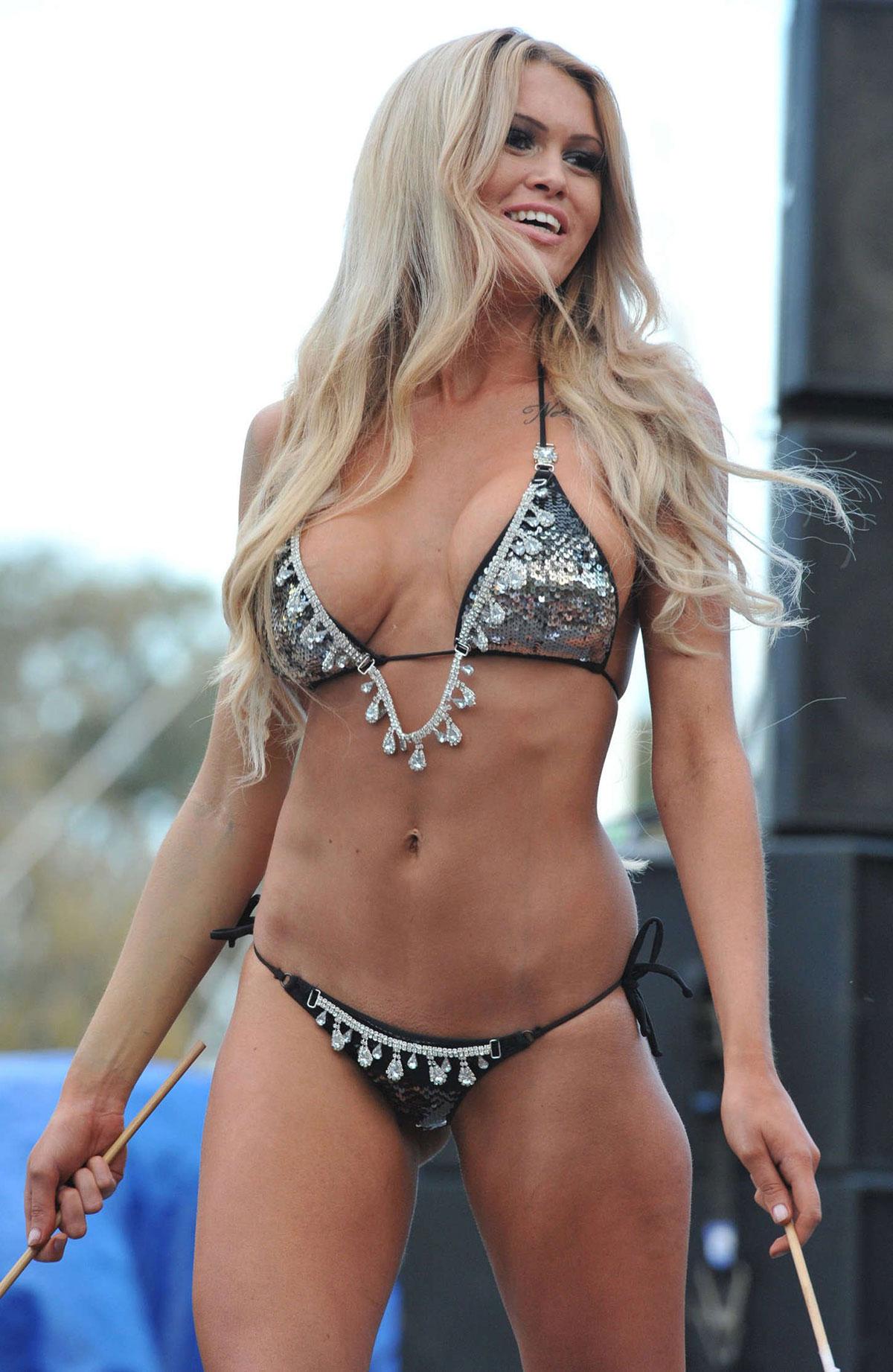 Bikini comp photos