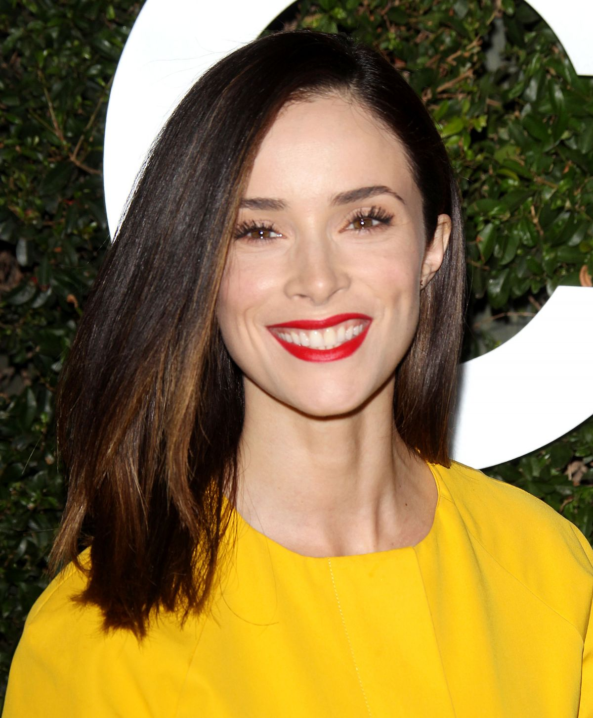 ABIGAIL SPENCER at Michael Kors Launch of Claiborne Swanson Frank