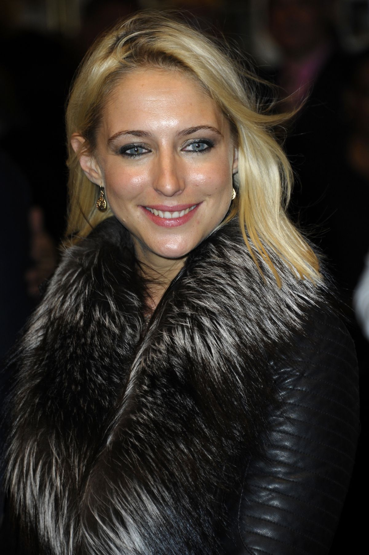 ALI BASTIAN at Memphis Opening Night in London
