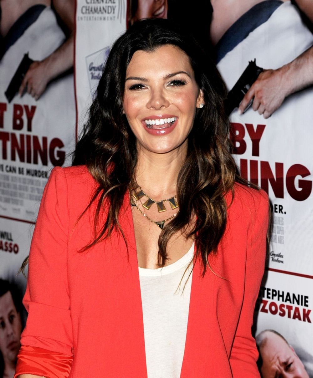 ALI LANDRY at Hit by Lightning Premiere in Los Angele