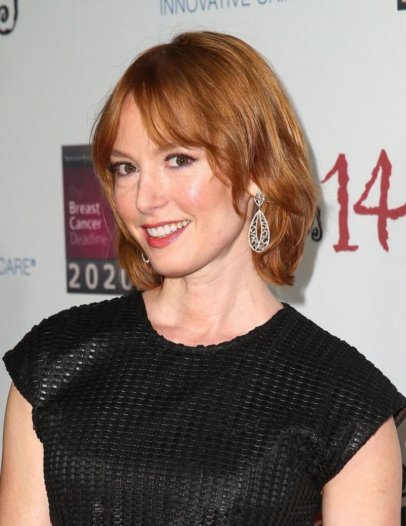 ALICIA WITT at 15th Annual Les Girls in Hollywood