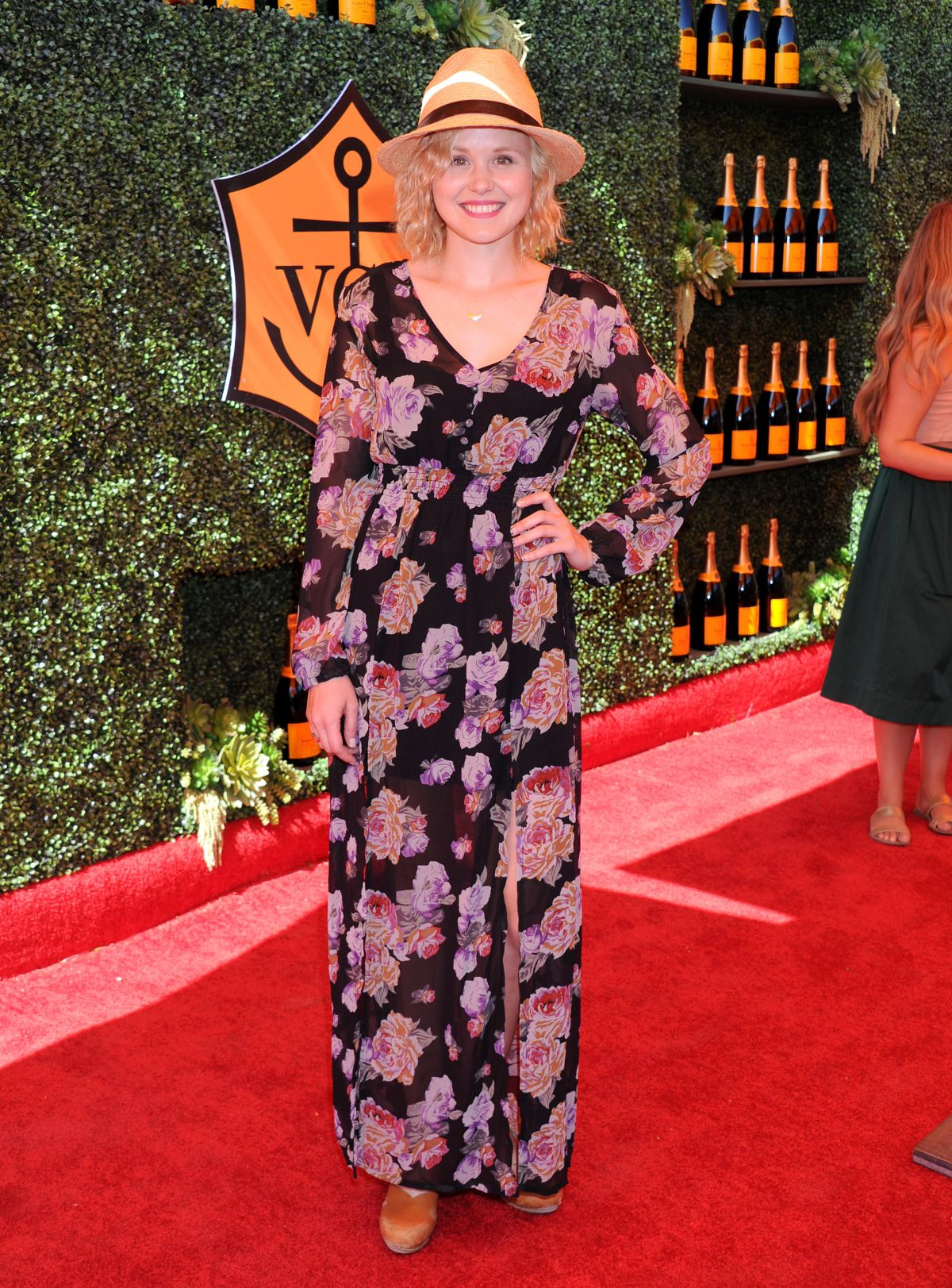 ALISON PILL at Veuve Clicquot Polo Classic 2014 in Los Angeles