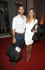 AMANDA BYRAM at Professor Jonathan Shalit's Obey Party in London