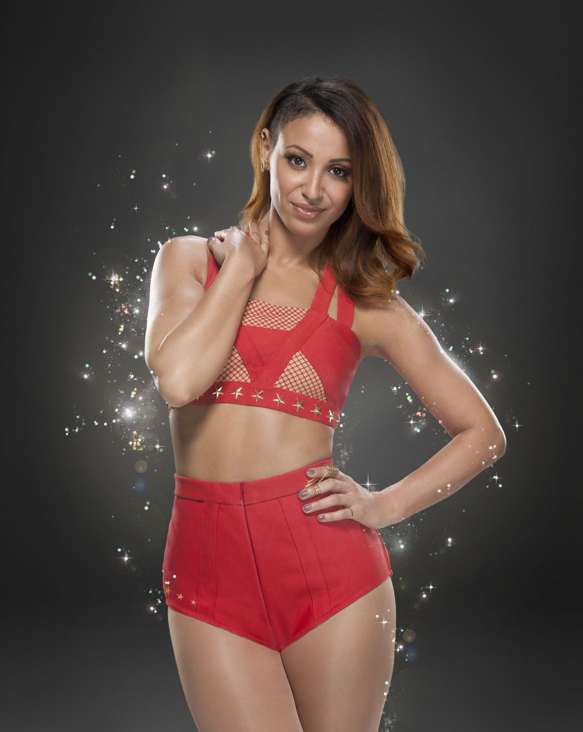 AMELLE BERRABAH - Colin Bell Photoshoot
