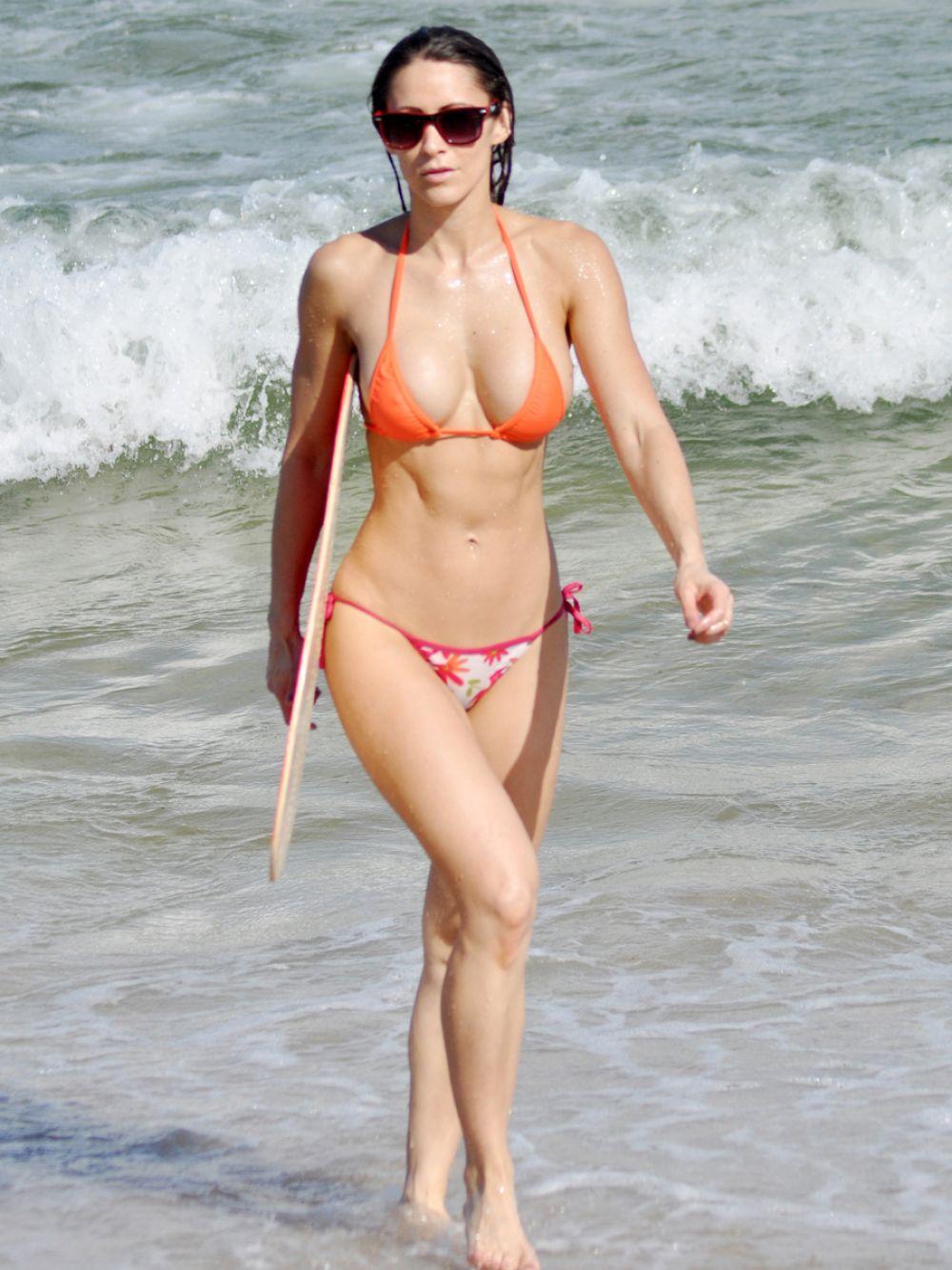 ANAIS ZANOTTI in Bikini on the Beach in Miami 2909
