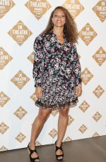 ANGELA GRIFFIN at UK Theatre Awards 2014 in London