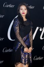 BAE SU-JI at Cartier 100 Years Anniversary Party in Seoul