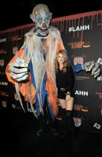 BELLA THORNE  at Los Angeles Haunted Hayride at Griffith Park