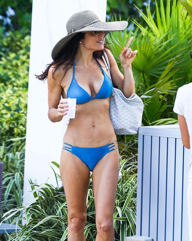 BETHANY FRANKEL in Bikini Out in Miami