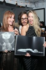 CAMERON RICHARDSON at Brian Bowen Smith Wildlife Show in West Hollywood