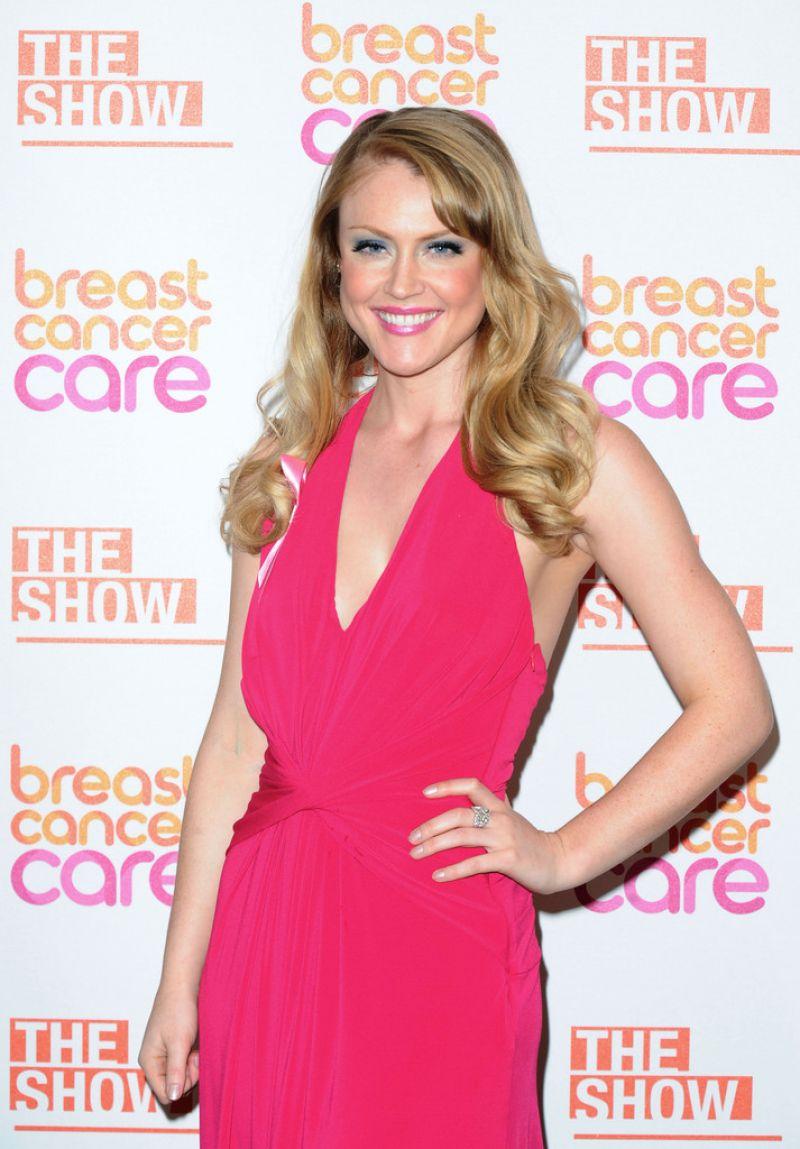 CAMILLA KERSLAKE at Breast Cancer Care