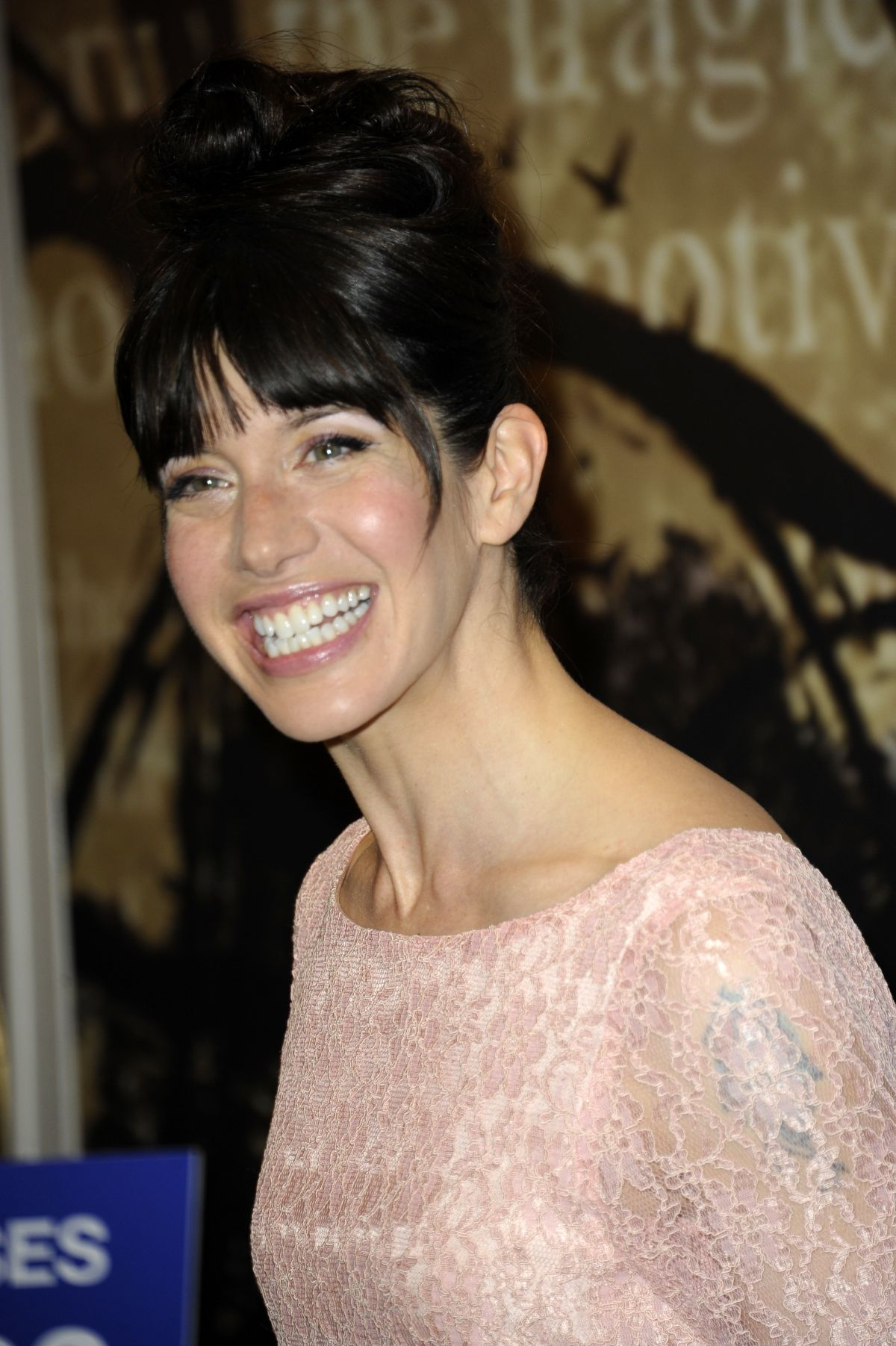 Caroline Catz Net Worth