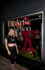 CARRIE KEAGAN at The Art of Seduction Fall/winter Fashion Event in Los Angeles