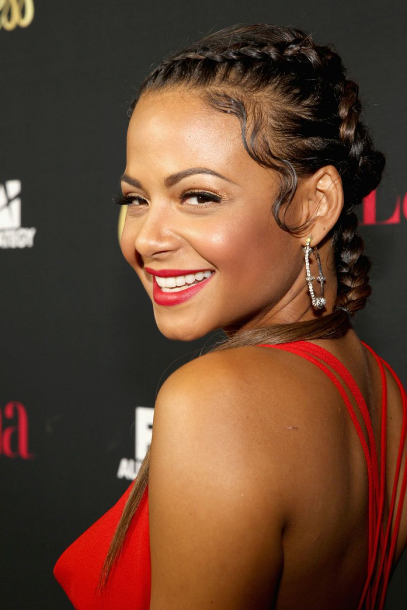 Christina Milian Latina Magazine Hollywood Hot List