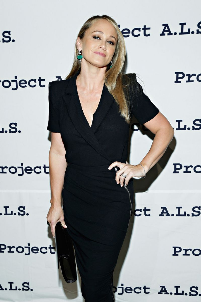 CHRISTINE TAYLOR at Tomorrow is Tonight Gala for Project A.L.S. in New York