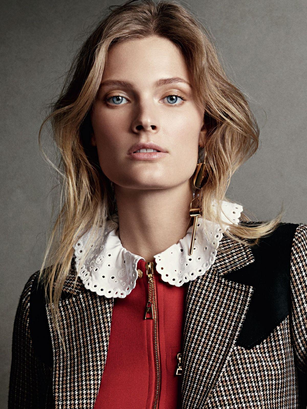 CONSTANCE JABLONSKI - Christian Macdonald Photoshoot for Vogue Australia
