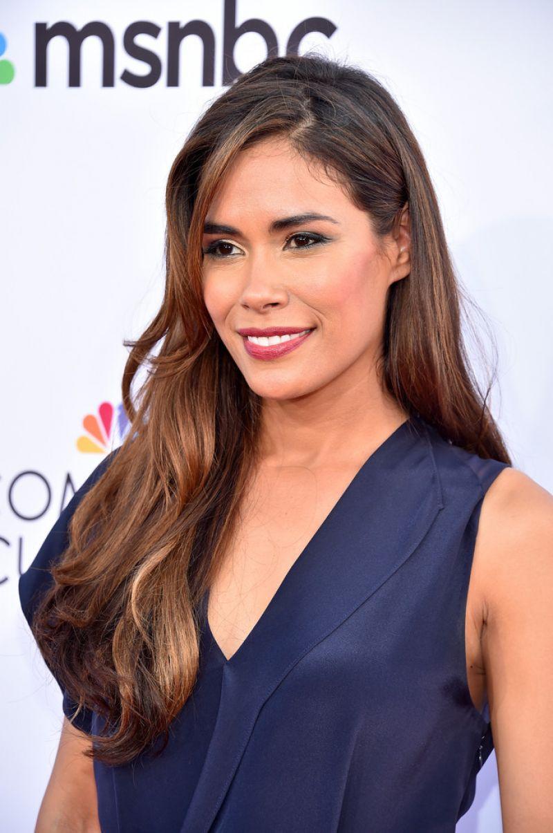 DANIELLA ALONSO at 2014 NCLR Alma Awards in Pasadena