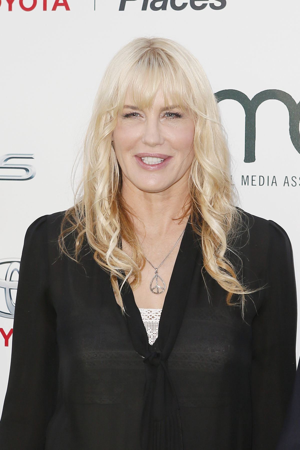 DARYL HANNAH at Environmental Media Awards in Burbank