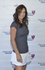 DEBBE DUNNING at Players Against Concussions at Pelham Country Club in Pelham Manor