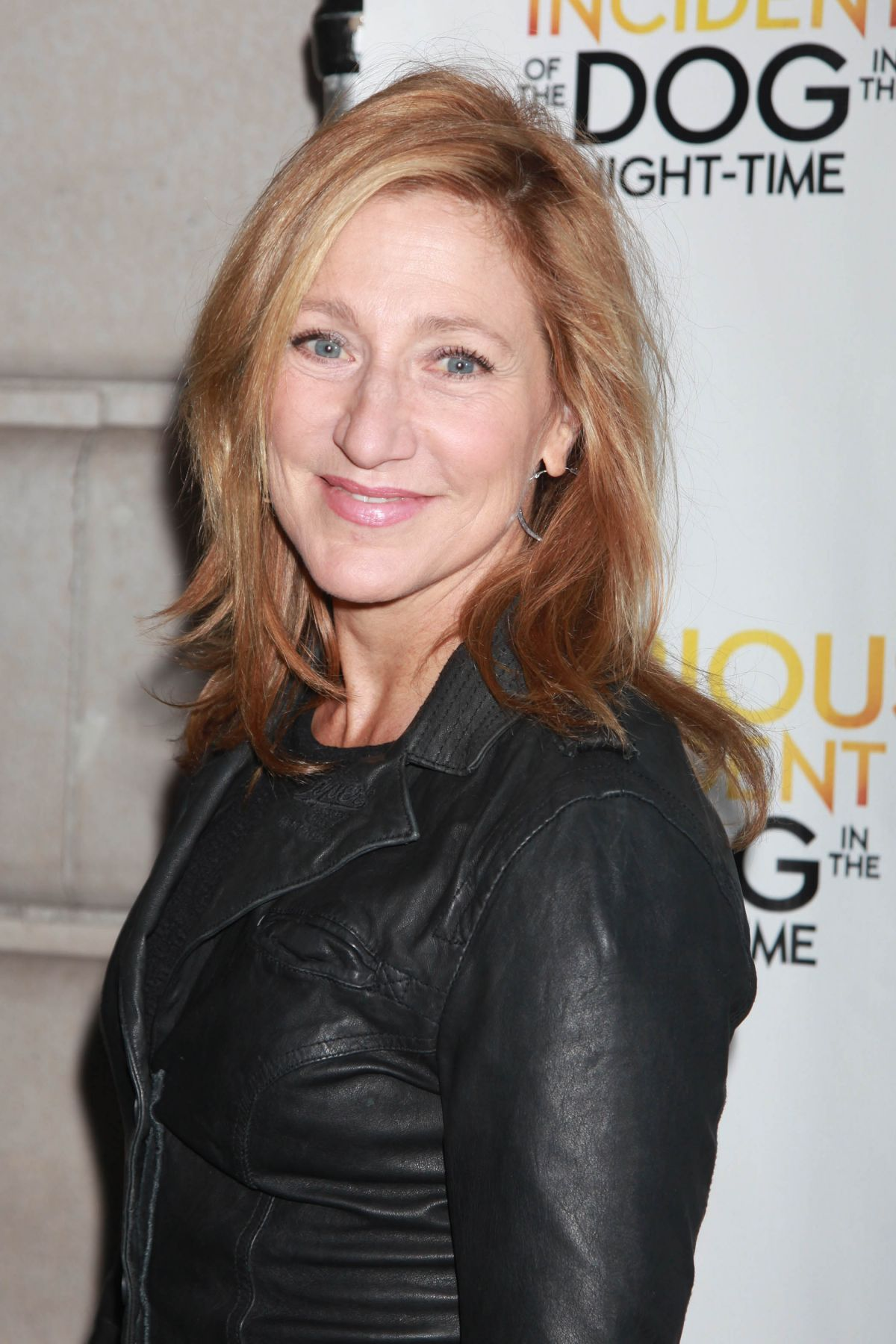 EDIE FALCO at The Curious Incident of the Dog in the Night Time Broadway Opening Night